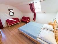 ložnice 4 vila 205 Villa park Lipno nad Vltavou -