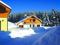 Vila - ubytování v soukromí - dovolená v Jižních Čechách