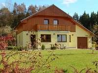 ubytování Dolní Jílovice ve vile na horách