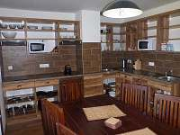 Kuchyně 1. patro - chalupa k pronajmutí Zadov - Lesní Chalupy
