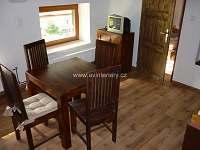 Pokoj č. 2 - chalupa ubytování Zadov - Lesní Chalupy