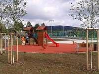 Dětské hřiště Borová Lada