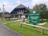 Informační středisko Svinná Lada