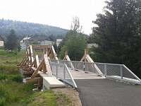 Nový most Borová Lada