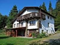 ubytování Hojsova Stráž na chatě k pronájmu