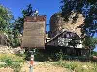 Haselburg - dělostřelecká bašta