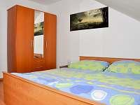 Ložnice 1 - pronájem apartmánu Frymburk