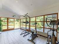 Fitness - apartmán k pronájmu MITTERFIRMIANSREUT