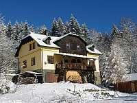 Kašperské Hory ubytování 22 lidí  ubytování