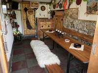 Stylová rybářská chata a ranč - chata - 13 Lojzovy Paseky