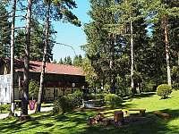 Chaty na břehu Lipna - chata ubytování Lojzovy Paseky - Frymburk - 5