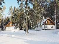 Chaty na břehu Lipna - chata - 34 Lojzovy Paseky - Frymburk