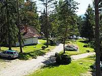 Chaty na břehu Lipna - chata k pronajmutí - 8 Lojzovy Paseky - Frymburk