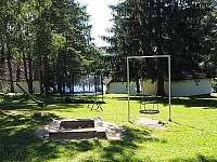 Chaty na břehu Lipna - chata ubytování Lojzovy Paseky - Frymburk - 9