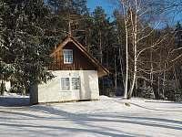 Chaty na břehu Lipna - k pronajmutí Lojzovy Paseky - Frymburk