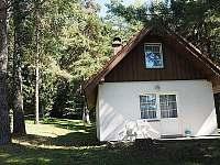Chaty na břehu Lipna - pronájem Lojzovy Paseky - Frymburk