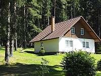 Chaty na břehu Lipna - ubytování Lojzovy Paseky - Frymburk