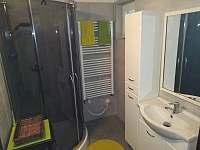 koupelna - pronájem chalupy Černá v Pošumaví - Muckov