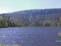 Plešné jezero - Černá v Pošumaví - Muckov