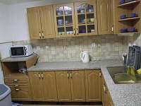 Chalupa Betty-kuchyně