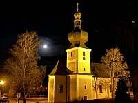 kostel v Srní -