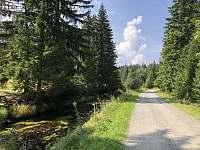Vchýnicko-Tetovský kanál - Srní
