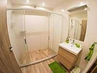 Koupelna v apartmánu H7