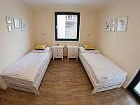 Ložnice apartmánu H7