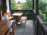 krytá terasa - Hartmanice