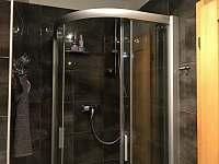 Apartmán 1 - Koupelna (sprchový kout) - Nová Pec - Pěkná