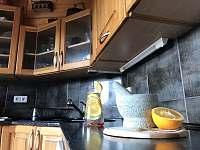Apartmán 1 - Kuchyně - pronájem Nová Pec - Pěkná