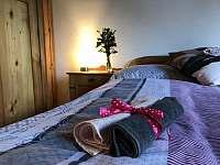 Apartmán 1 - Ložnice A - Nová Pec - Pěkná