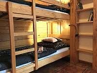 Apartmán 1 - Ložnice C - Nová Pec - Pěkná