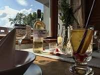 Apartmán 1 - Odpolední idylka u sklenice vína :-) - k pronajmutí Nová Pec - Pěkná