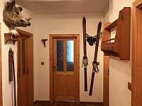 Apartmán 1 - Takhle to u nás vypadá, když vejdete :-) - pronájem Nová Pec - Pěkná
