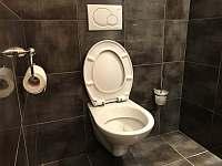 Apartmán 1 - Záchod - Nová Pec - Pěkná