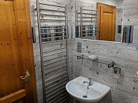 Apartmán 2 - 1. koupelna - Nová Pec - Pěkná