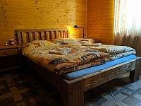 Apartmán 2 - 1. ložnice (manželská postel) - Nová Pec - Pěkná
