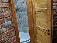 Apartmán 2 - 2. koupelna se sprchovým koutem a WC - Nová Pec - Pěkná