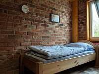 Apartmán 2 - 2. ložnice (3x jednolůžko) - Nová Pec - Pěkná