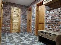 Apartmán 2 - chodba - Nová Pec - Pěkná