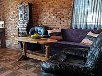 Apartmán 2 - obývák - k pronájmu Nová Pec - Pěkná