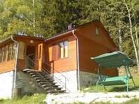 ubytování Horní Planá Chata k pronájmu
