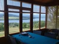 Výhled z verandy