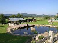 Chalupa k pronajmutí - dovolená Bazén Prachatice rekreace Dobrá