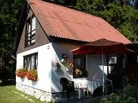 Chata k pronájmu - dovolená Koupaliště Větřní  rekreace Mokrá