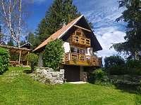 Chata ubytování v Horní Plané