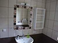 Koupelna s WC apartmánu v přízemí - Stachy - Kůsov