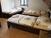 Pokoj apartmánu 2 v podkroví - Stachy - Kůsov