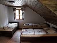Pokoj apartmánu 3 v podkroví